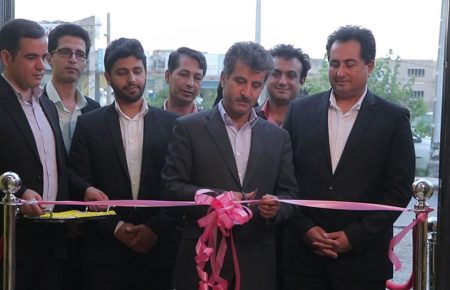 Inauguration of the first customer club and online store of road construction machinery in Iran